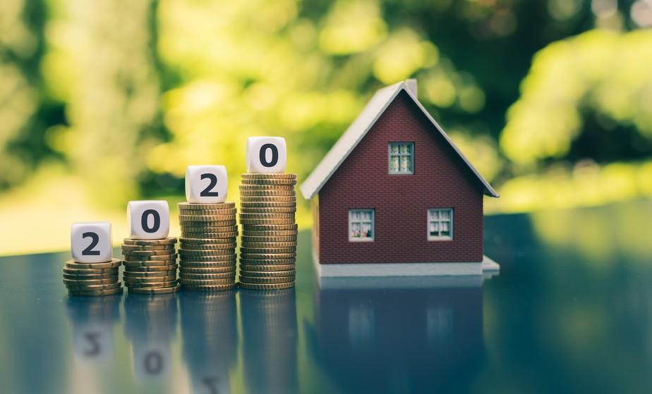 Mercado imobiliário dos EUA reverte curso mediante coronavírus