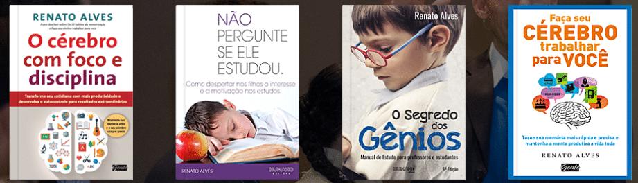 Renato Alves Books