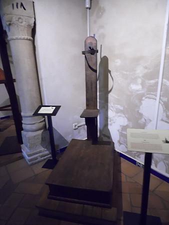 O que fazer em Toledo - Museu da Tortura 1