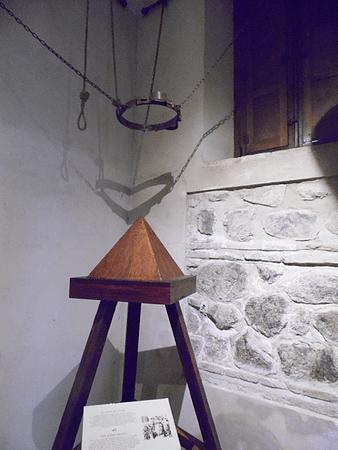 O que fazer em Toledo - Museu da Tortura - não quero nem imaginar