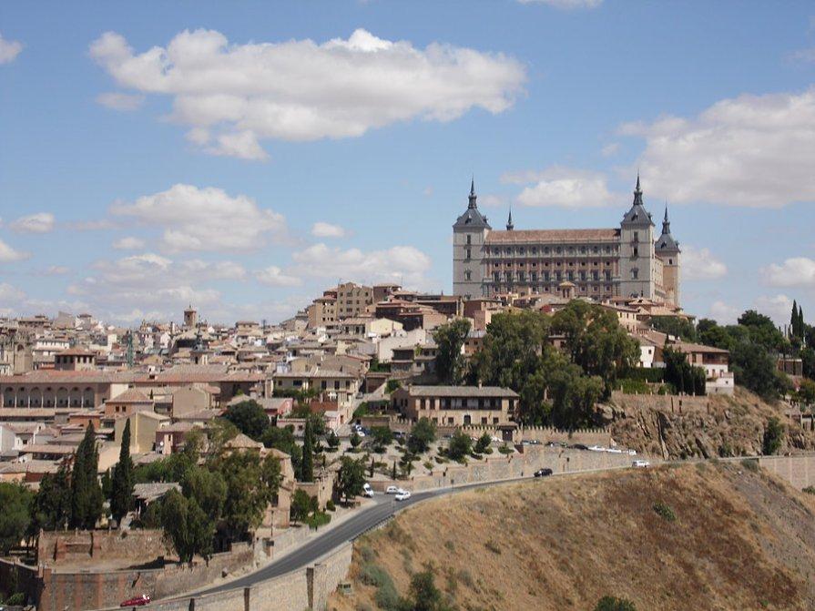 O que fazer em Toledo - Vista da cidade