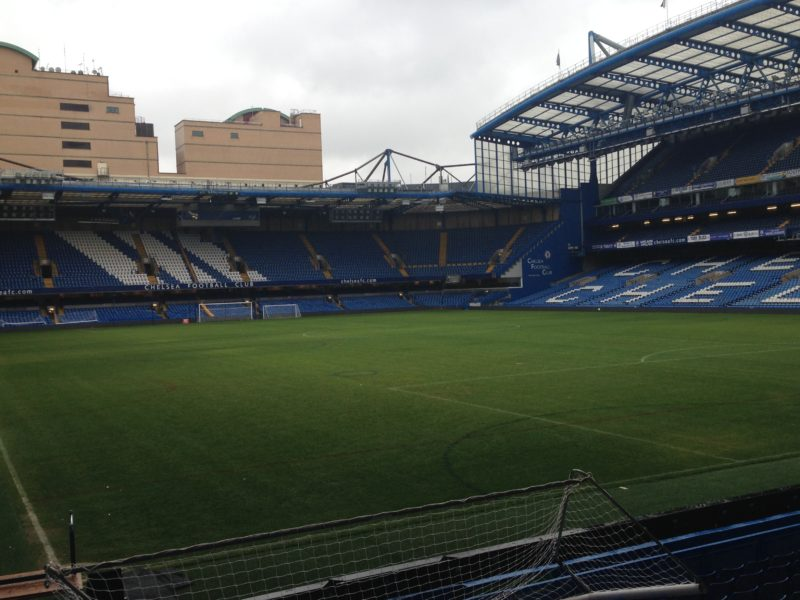 A casa do Chelsea Football Club 3