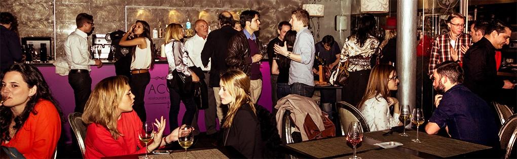 Acces inauguraci n de un nuevo restaurante en barcelona - Restaurante 7 puertas barcelona ...