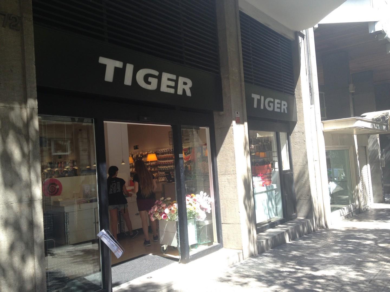 TIENDAS TIGER EN BARCELONA: EL IKEA DE LOS GADGETS