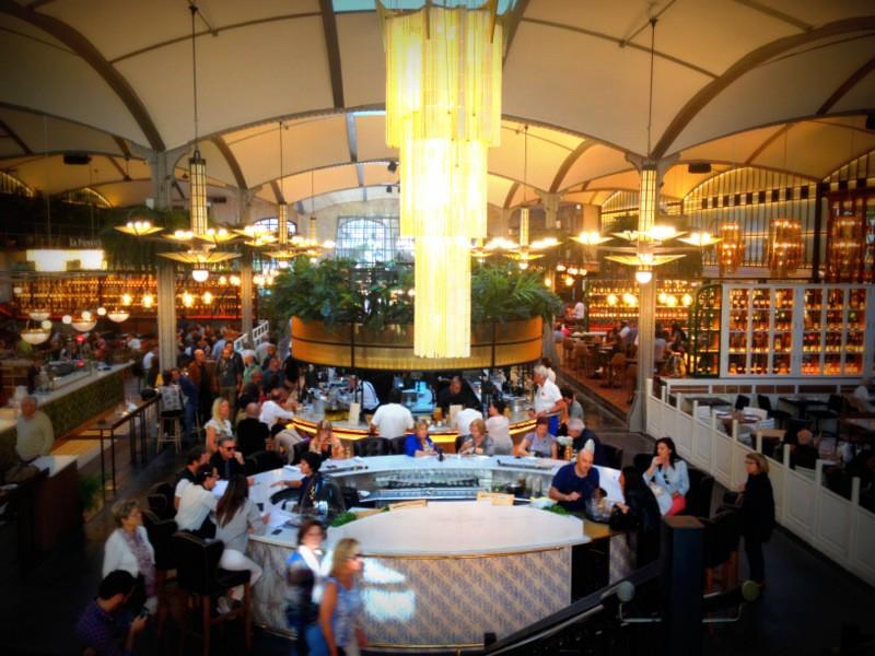 Restaurante el nacional barcelona nuevo restaurante de - Restaurantes en paseo de gracia barcelona ...