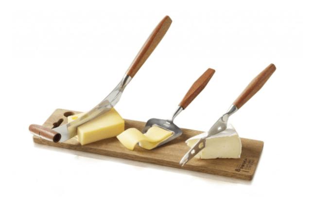 utensilios para el queso