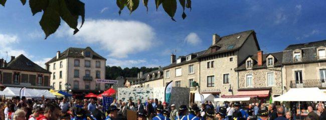 Feria du Bleu d'Auvergne