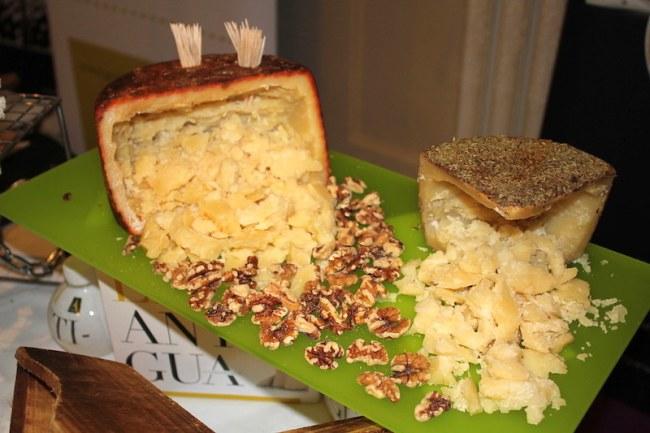 ¿Cómo realizamos la cata de un queso?