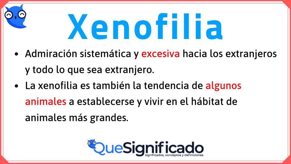 significado-xenofilia