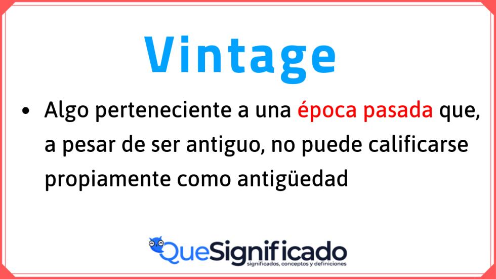 definición-de-vintage
