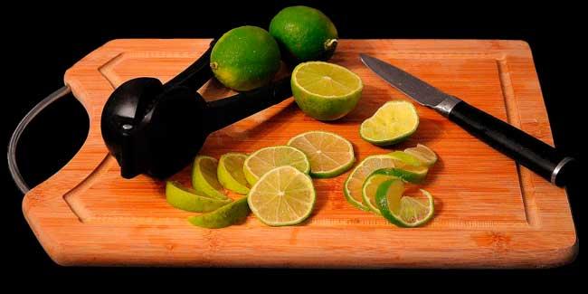 Soñar cortando limones