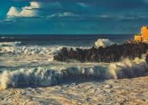 Soñar con el mar bravo