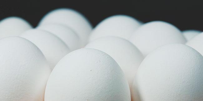 Soñar con huevos grandes
