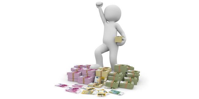 soñar con ganar dinero