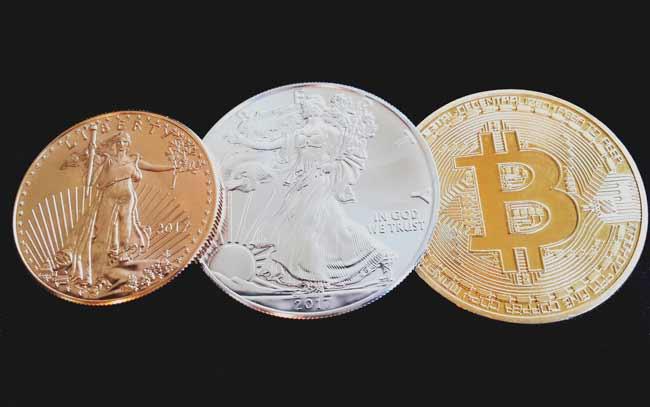 soñar con monedas de oro y plata