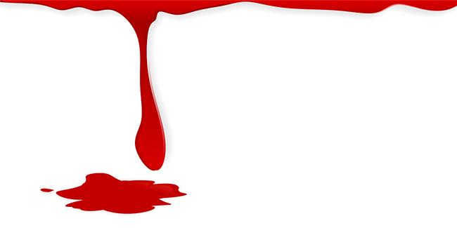 Soñar con sangre