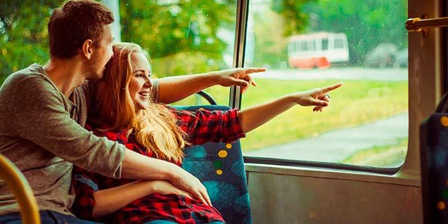 Soñar con viajar en bus