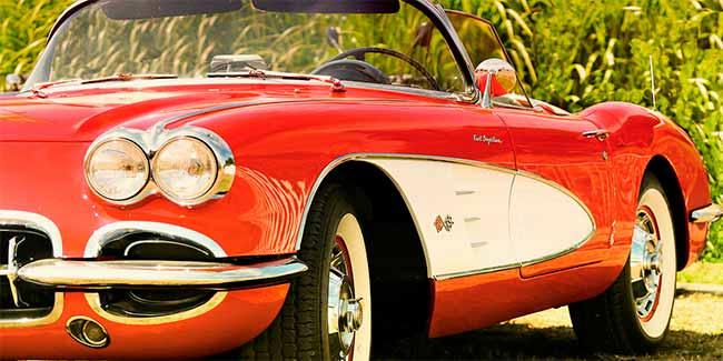 Soñar con carro rojo