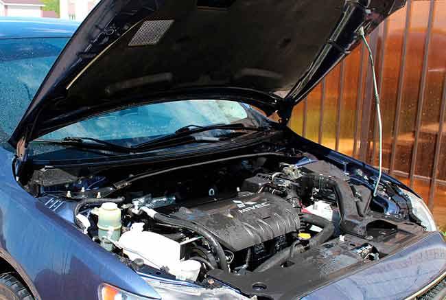 Soñar que me roban partes de mi carro