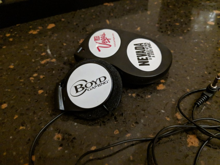 Fans who bought tickets to the entire event received ear buds that allowed them to listen to the network broadcast in the arena.