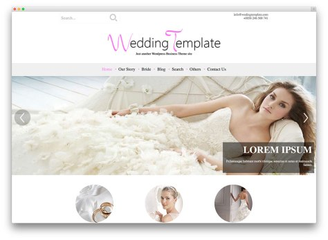 weddingstyle-wordpress-theme