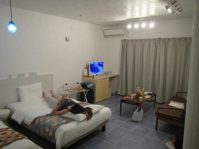 Sol Levante(ソルレヴァンテ)の2階客室