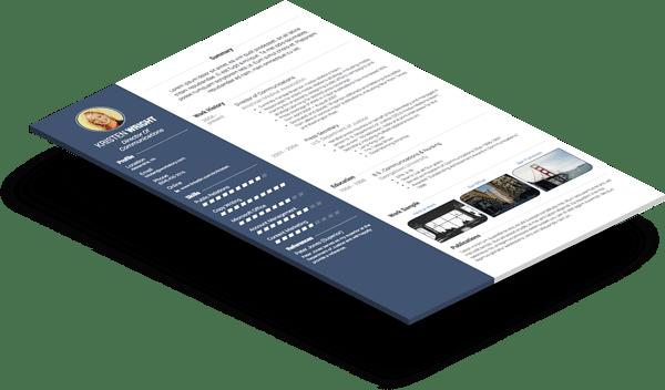 online create resume volumetrics co