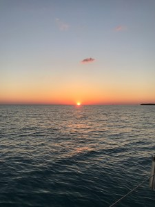 Sunset in Marquesas Keys