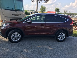 Our 2014 Honda CR-V