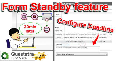 Cloud BPM v11.8 Webform Standby has Enhanced