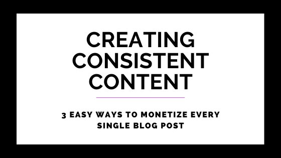 3 Ways To Monetize Every Single Blog Post on Quest for $47 Header