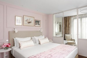 La Belle Juliette . Chambre Rose