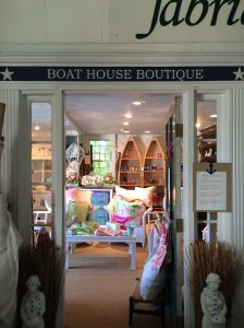 Boathouse Boutique . 94 Main Street . W. Harwich . MA