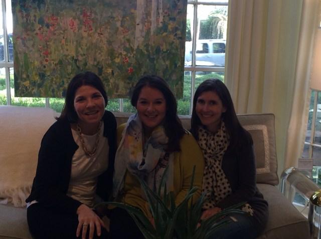 Laura, Jordan and me