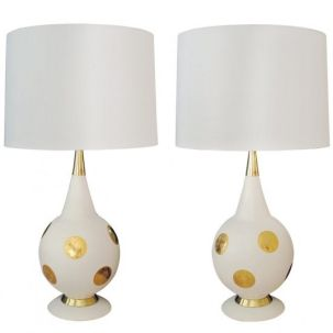 polka lamp