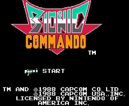 #085 – Bionic Commando