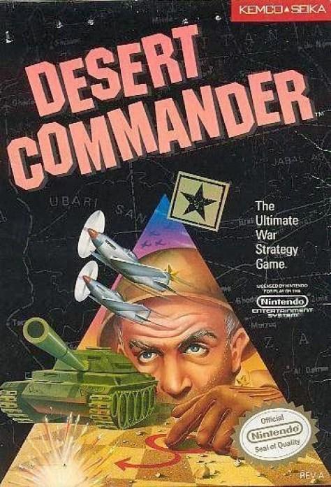 Desert-Commander