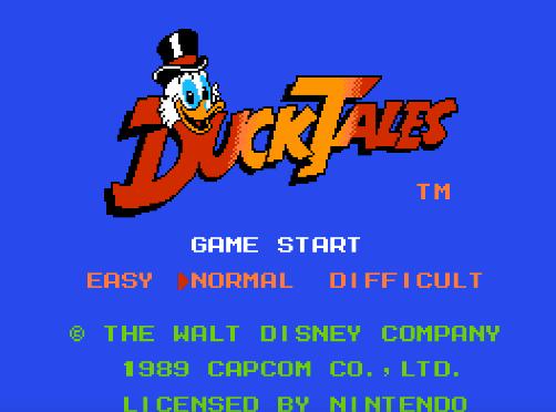 #205 – DuckTales