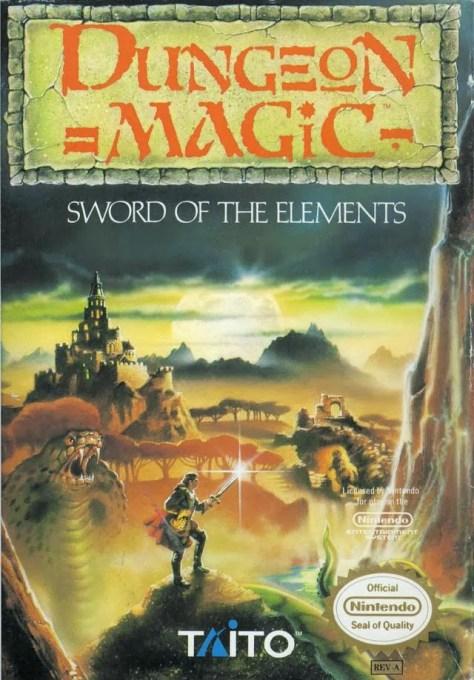 Dungeon-Magic