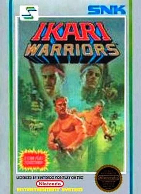 Ikari-Warriors