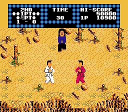 #331 – Karate Champ