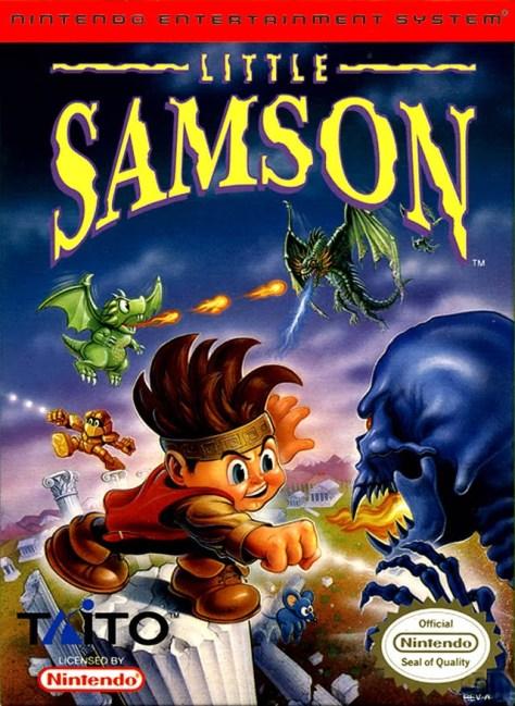 Little-Samson