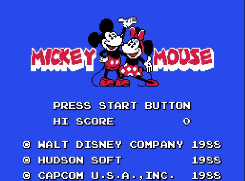 #415 – Mickey Mousecapade