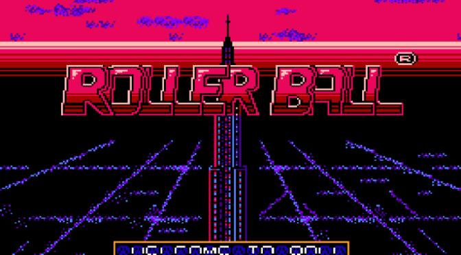 #539 – Rollerball