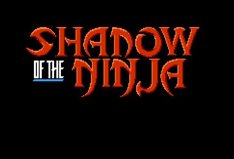 #558 – Shadow of the Ninja