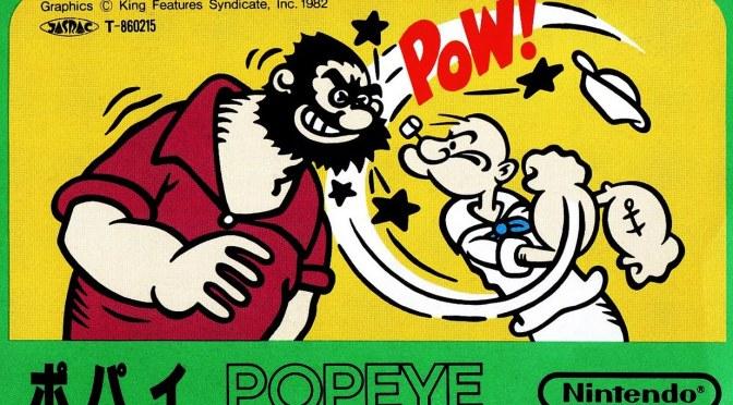 FamiQuest #0003 – Popeye