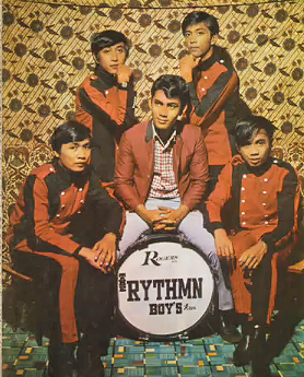 The Rhythmn Boys 101