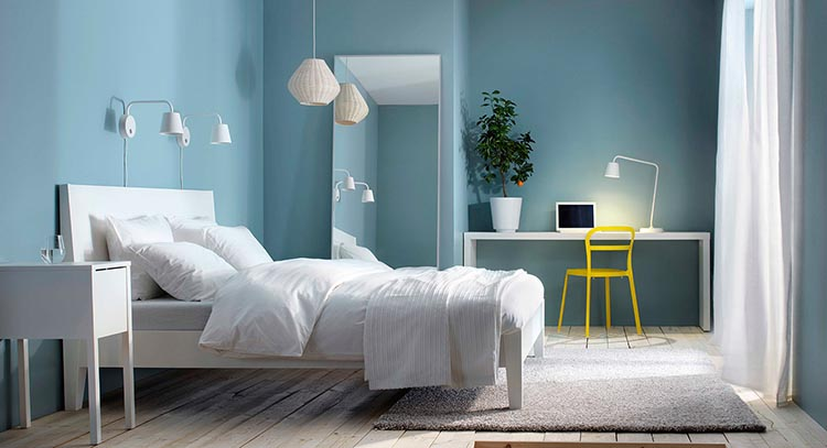 Camera da letto, come arredarla. - Questioni di Arredamento