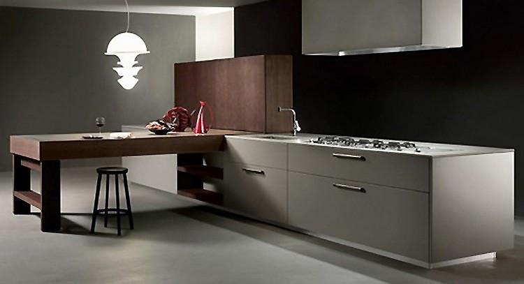 Cucina moderna e hi-tech testata