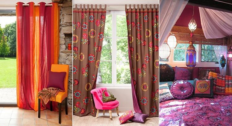 Tende Per Finestra Piccola : Scegliere le tende per interni questioni di arredamento